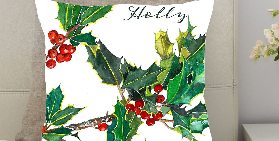 Holly Small Cushion