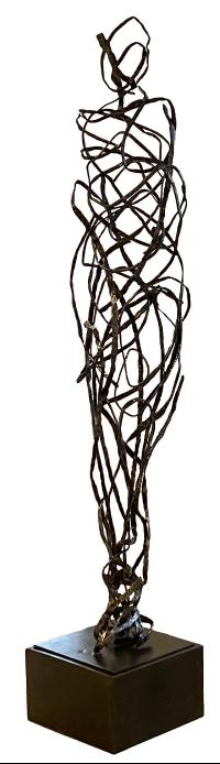 Erica Larkin Gaudet Visible Edges & Vertical Lines