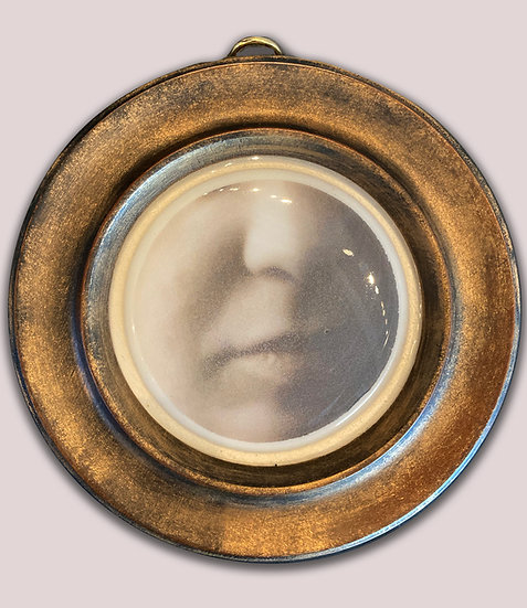"Mary Jane Parker - ""Peepholes: Face,"" 2019"