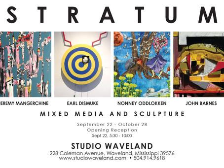 STRATUM Art Exhibition