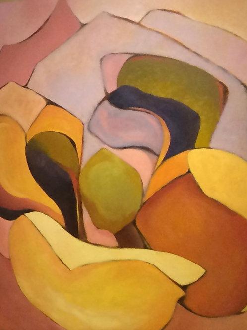 "Christina Juran - ""Magnolia Landscape I"""