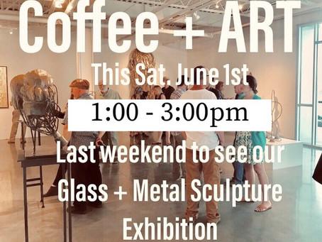Coffee + ART @ Studio Waveland