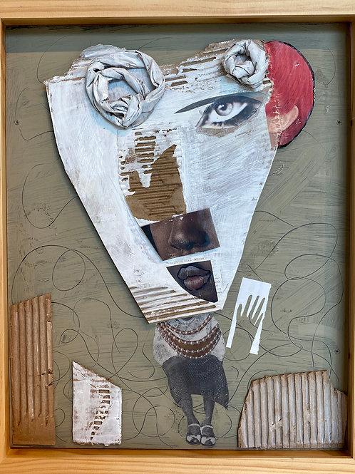 "Jan Auleta- ""Woman One"""