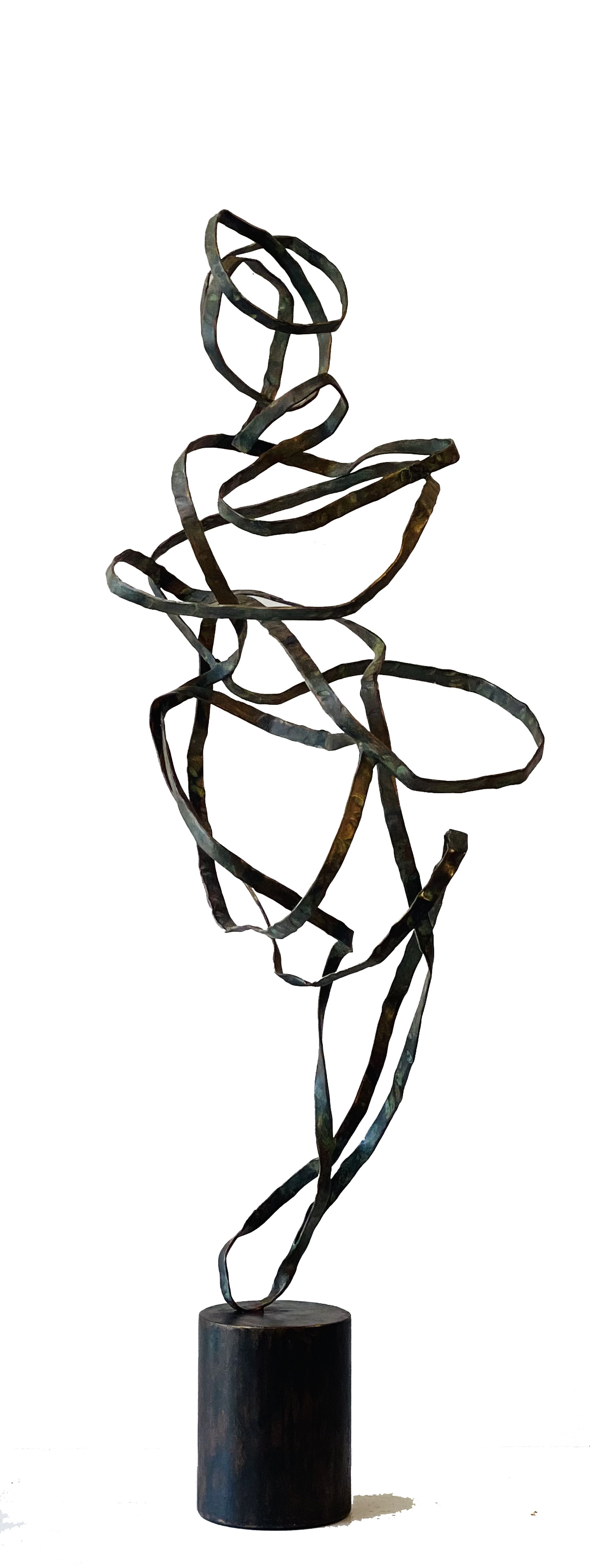 Erica Larkin Gaudet Continuous lines