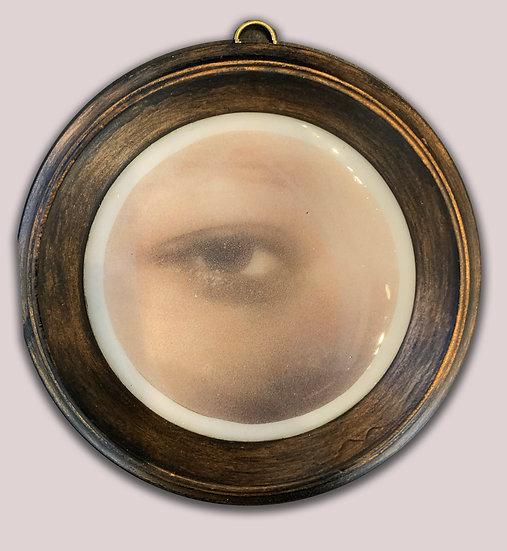 """Mary Jane Parker - """"Peepholes: Eye,"""" 2019"""