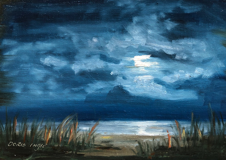 "Doris Ingle- ""Last Night's Moonlight"