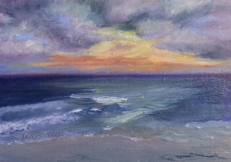 "Doris Ingle- ""Eddie's Sunrise"""