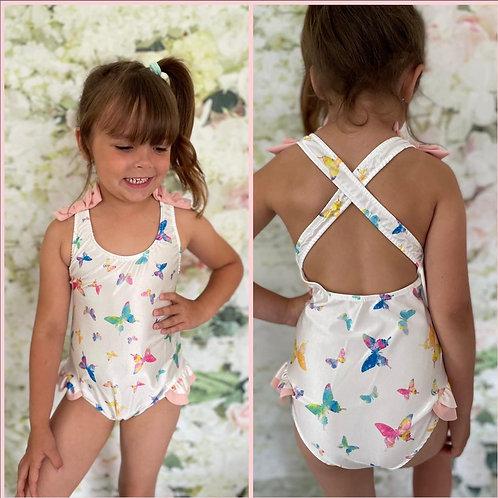 Butterfly Swim Suit