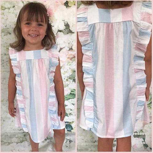 Candy Stripes Dress