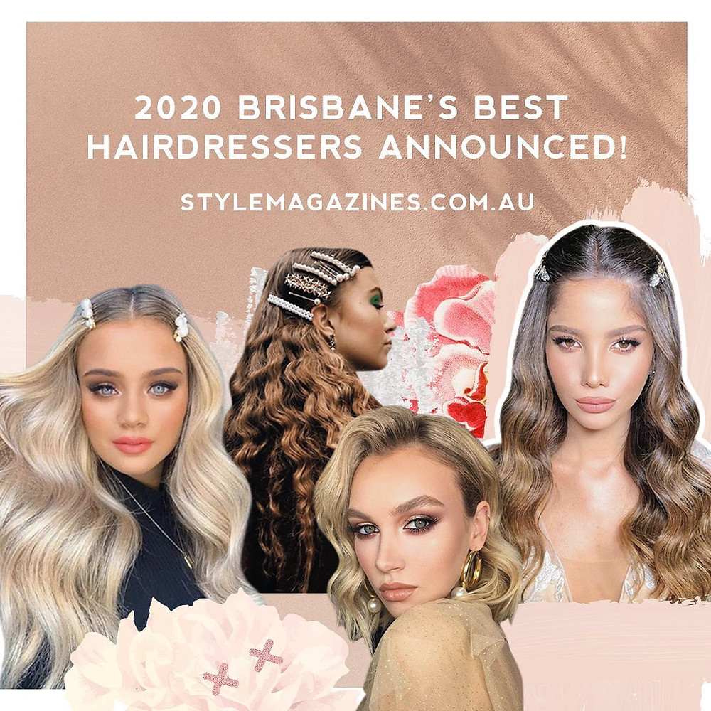 Style Magazine 2020 Brisbanes Best Hairdressers - Tigerlamb