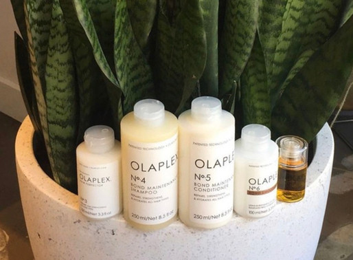 Once you go Olaplex, you'll never go back!