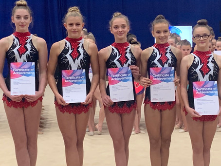 Juniors impress at Round 2 of the National Group League