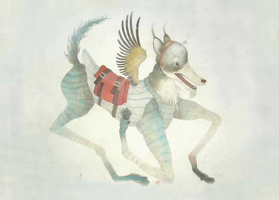 Ilustraçã de Isadora Reimão