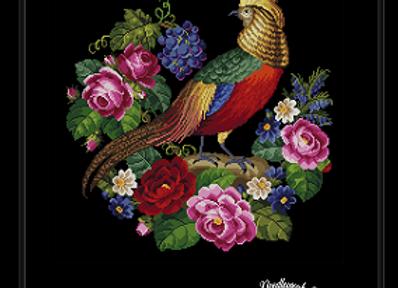 Victorian Golden Pheasant