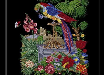 Landscape in Parrot