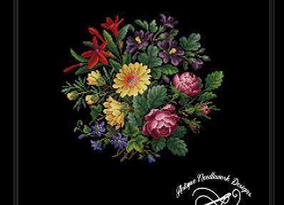 Arrangement of Multi Coloured Flowers