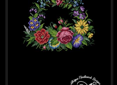 A Florals in a Garden