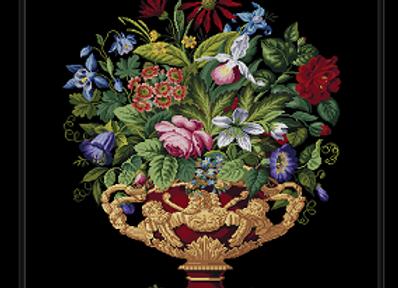 Antique Greek Red Vase