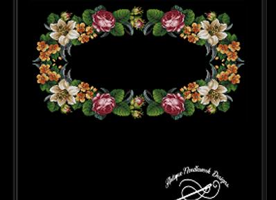 Berlin Floral Tapestry