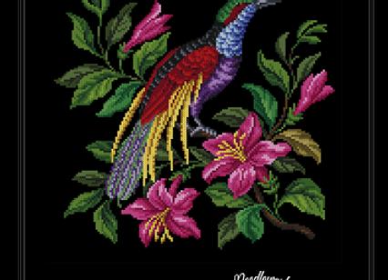 Antique Berlin Bird