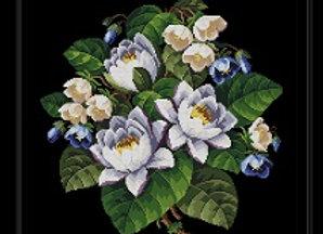 Antique Berlin  Lily Lotus