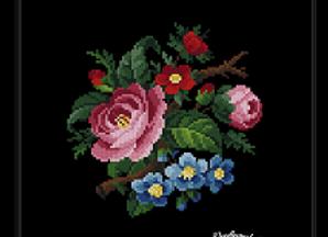Antique Small Bouquet