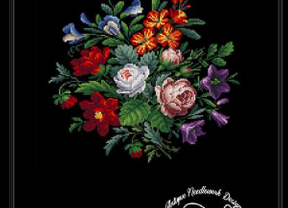 Berlin Woolwork Bouquet
