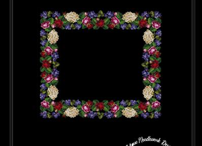 Floral Tablecloth-1