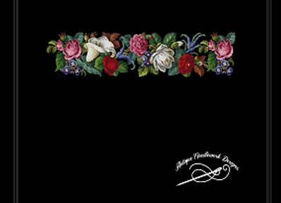 Floral Design with Roses and Lilies