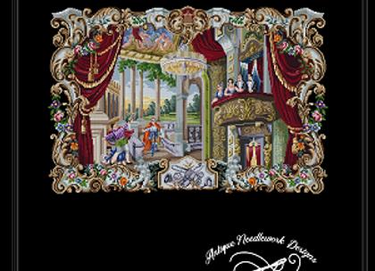 Figural Tapestry ,Opera