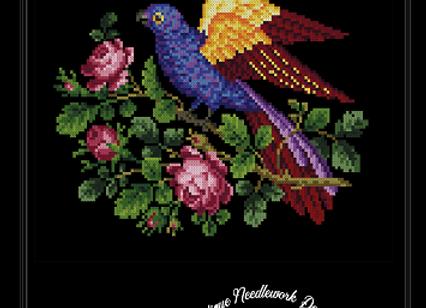 Victorian , Paradise  Bird