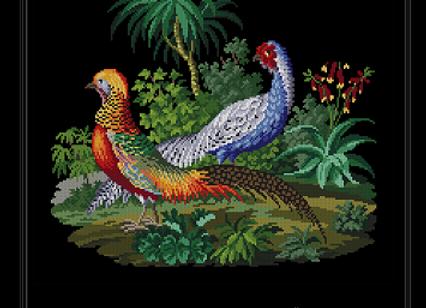 Victorian  Pheasants
