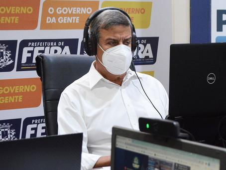 Feira de Santana chega a 500 mortos desde o início da pandemia