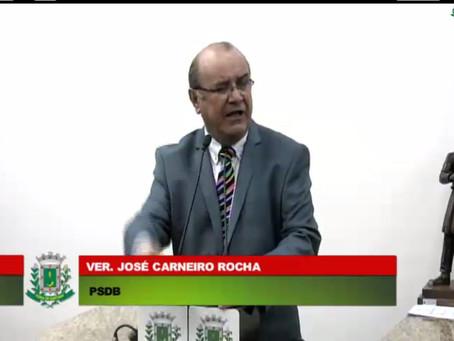 Zé Carneiro eleito em chapa única para presidir a Câmara