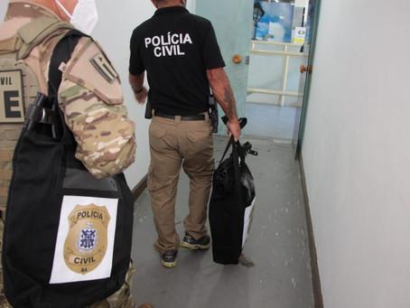Polícia Civil investiga roubos na Escola Pública de Trânsito do Detran