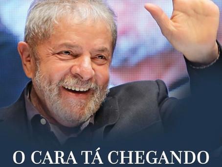 Lula fará viagem de ônibus pelo Nordeste