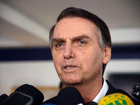 Primeiras medidas de Bolsonaro: classificar invasão como terrorismo