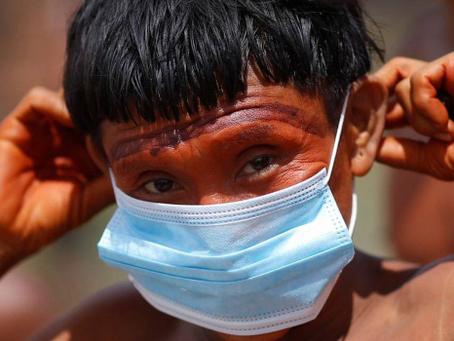 Ministro do STF manda governo proteger índios ameaçados por garimpeiros