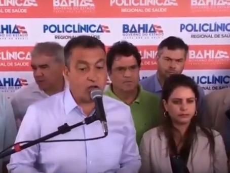Rui Costa desconfia que caos é planejado, para impedir a eleição