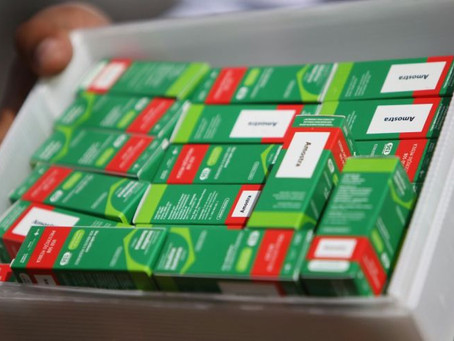 Bahia recebe lote de insulina do acordo com laboratório da Ucrânia