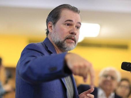 Toffoli é o relator de medida que pode tirar de Moro processo contra Lula