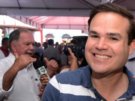 Odebrecht: Cacá Leão é suspeito de receber R$ 30 mil não declarados para campanha