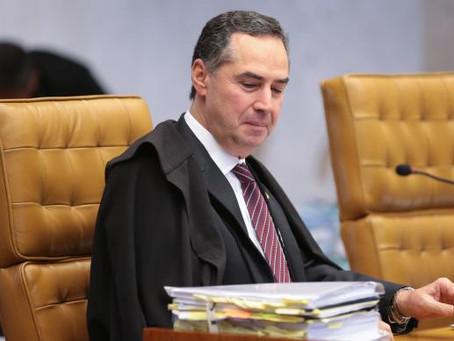 Ministro Barroso revoga prisões dos amigos de Temer