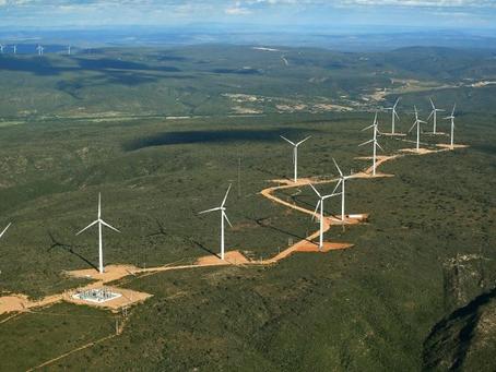 Empresa vai investir R$ 8,6 bilhões para gerar energia eólica no interior baiano
