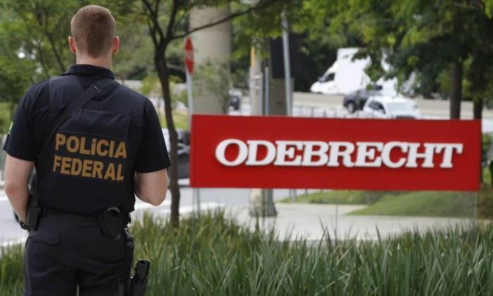 Polícia Federal na Odebrecht