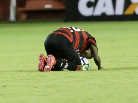 Vitória e Flamengo empatam no Barradão na primeira rodada do Brasileiro