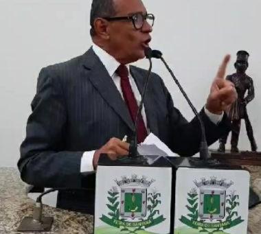 Ambulante de 60 anos foi agredida por agentes da prefeitura, afirma Tourinho
