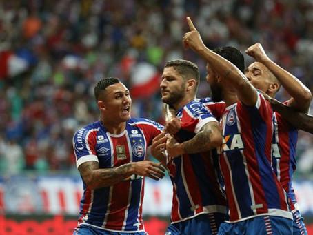 Copa do Brasil: Bahia abre vantagem contra o Vasco e espera a Copa da Rússia para decidir vaga nas q