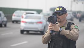 Acidentes caíram 23% nas estradas federais no feriadão