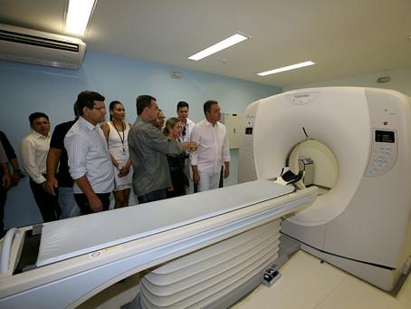 Policlínicas vão trazer economia na Saúde para os municípios, afirma Rui